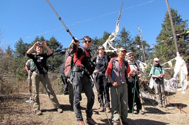 Seit nun schon fast zwanzig Jahren führe ich Trekkinggruppen nach Nepal. Es gibt keine bessere Schule hinsichtlich Führung.