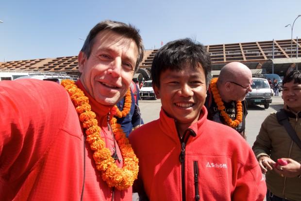 """Kumar und ich sind nun schon seit über zehn Jahren ein """"altes Paar"""". Wir vertrauen uns und können uns blind aufeinander verlassen!"""