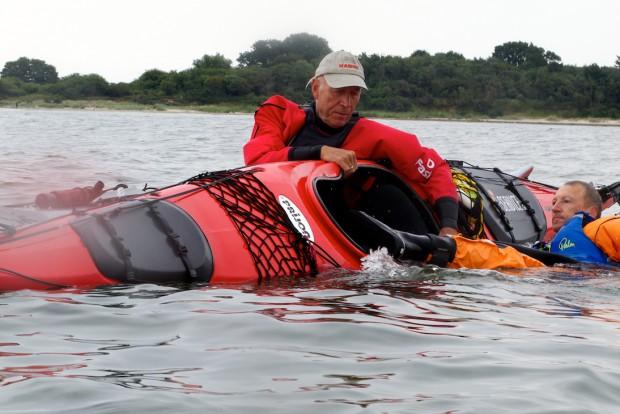 Das Training bei Peter Nicolai war sicher der wichtigste Teil unserer Vorbereitung auf unseren gewagten Anmarsch zum Monte Sarmiento.