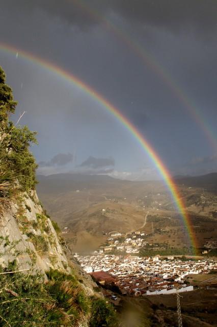 Regenbogen ValleAbdalajis