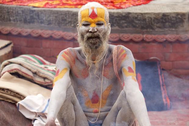 Also auf diese Jungs freue ich mich ja schon. Es gibt kaum dankbarere Fotomotive als hinduistische Pilger auf der Reise ihres Lebens an eine ihrer heiligen Stätten.