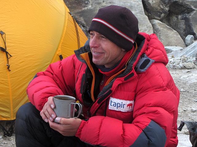 Kaffee und Heiße Schokolade - die Grundlage vieler guter Gespräche.  ..und lecker!!!
