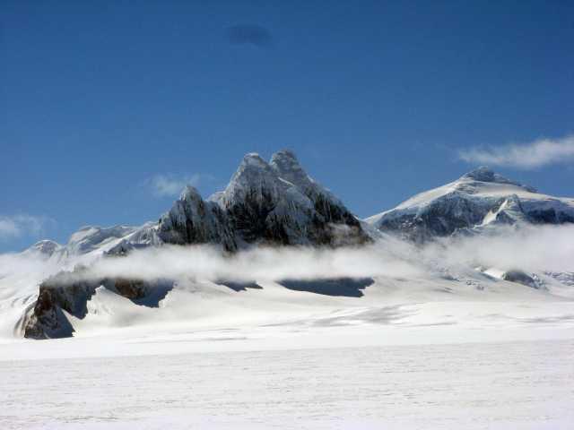 Patagonische Berge