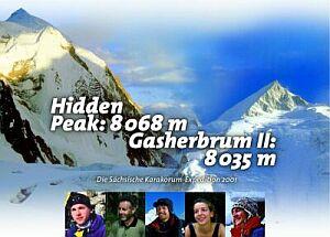 Die Qualität des Erlebens - Gasherbrum