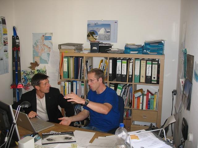 Georgs Büro