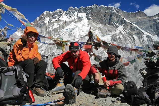 Gipfel Chukhung Ri 09