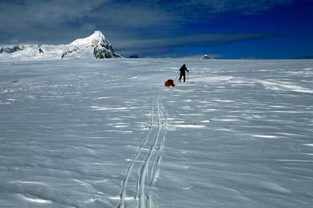 Plateau des patagonieschen Inlandeises