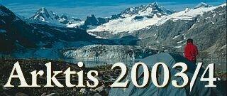 Logo Spitzbergen 2003